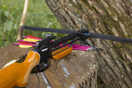 On Targett Events - Two Hour Archery and Crossbow Experience - Save 57%