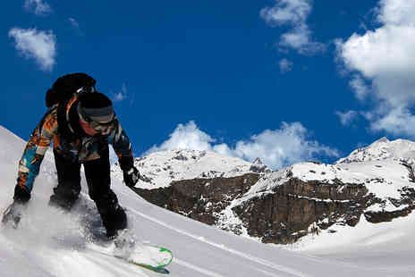 Telegraph Events - One Tickets to The Telegraph Ski and Snowboard Show - Save 50%