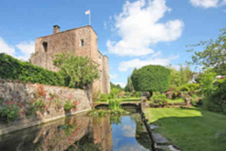 Bickleigh Castle - Beautiful Devon Castle Escape for Two with Historic Tour - Save 52%