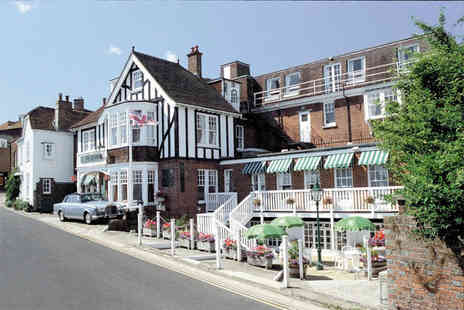 Rye Lodge Hotel - One night break for Two with breakfast - Save 50%