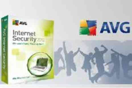 Clearance Stuff - One Year Security with AVG Internet Security 2012 for One Computer - Save 75%