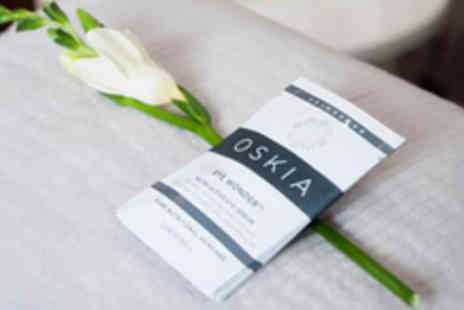 Oskia - Get your Glow back this Winter with a Blissful Facial - Save 57%