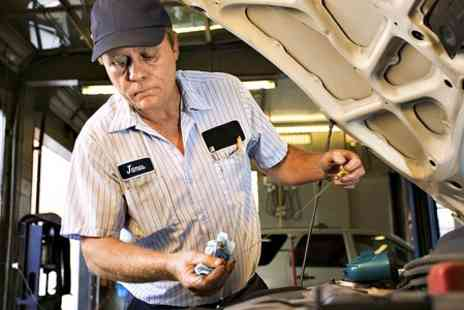 BVS Mechanics - Car Service With Oil Change Plus Mini Valet  - Save 76%