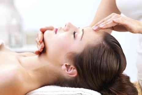 Jason Shankey Aesthetica - One Hour Facial Plus Head Massage - Save 50%
