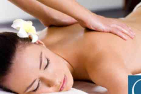 O SPA - Salt Body Scrub, Mud Wrap, Head Massage & choice of 3 Body Massages - Save 78%