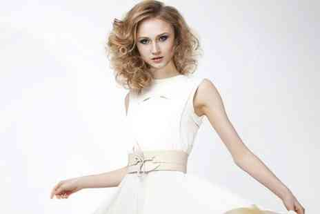 Envy Hair Salon - Cut, Condition and Blow Dry and Highlights - Save 78%