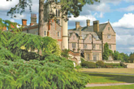 De Vere Venues Horsley Park - Spectacular Surrey Mansion Break for Two with Dinner - Save 55%