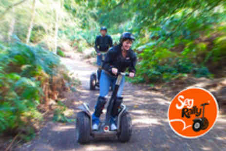 SegRally - One Hour Segway Experience for One - Save 64%