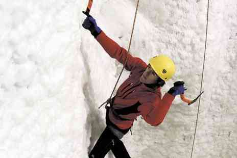 Ice Factor - Full Day Adventure Package For One - Save 61%