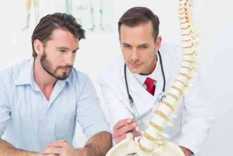 Back to Action - Chiropractic Consultation and Two Treatments - Save 50%