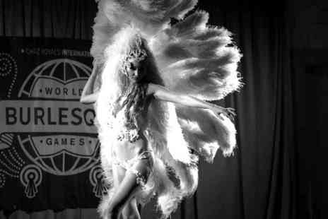 London Burlesque Festival - Glasgow Burlesque Ball  - Save 50%