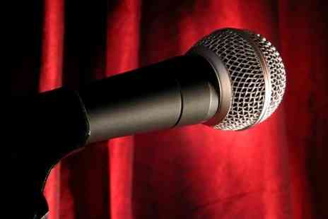 Riproar Comedy - Stand Up Show With Meal For One - Save 55%