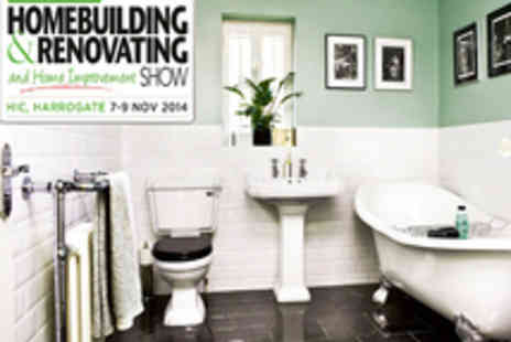 The Home Improvement Show - Two Tickets to The Northern Homebuilding & Renovating and Home Improvement Show - Save 50%