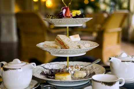 SDM Coffee House - Festive Afternoon Tea For Two  - Save 54%