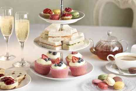 The Pledwick - Afternoon Tea  For Two - Save 54%