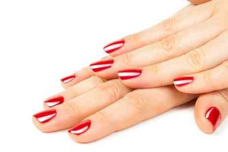 Lilypie - Shellac Manicure or Pedicure - Save 60%