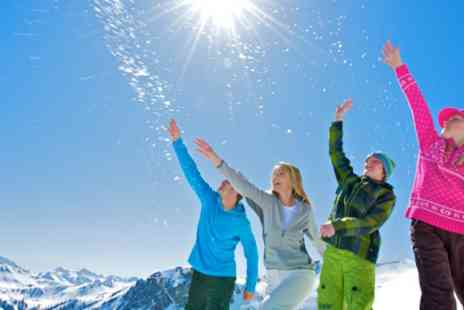 Happy Holidays Marilleva - Three nights stay with ski pass included - Save 71%