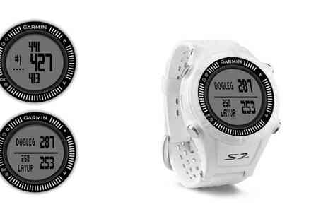 Thames IT - Garmin Approach S2 Golf Watch - Save 19%