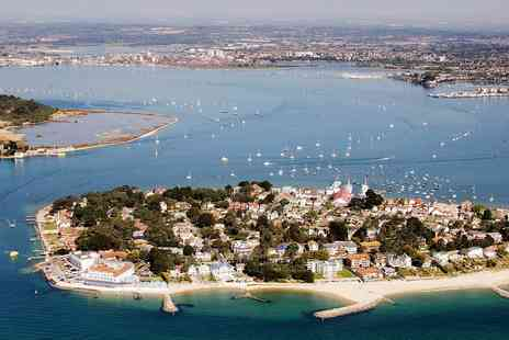 Blue Line Cruises - Scenic Poole Harbour Cruise - Save 44%