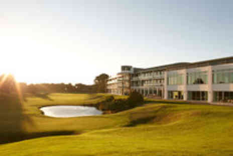 St Mellion International - St Mellion Cornish Leisure Escape for Two with a Three Course Dinner - Save 38%