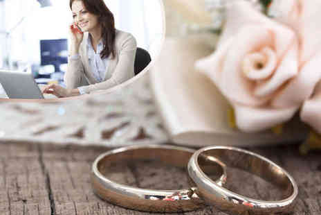 NMA Training - Online Professional Wedding Planner Course - Save 94%
