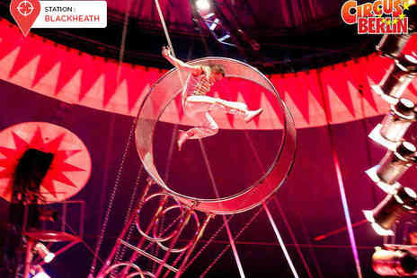 Continental Circus Berlin - Ticket  to Continental Circus Berlin - Save 52%