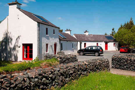 An Creagan - Two Night Weekend Self Catering Stay for Up to Nine People with Wine on Arrival and Bike Hire - Save 40%