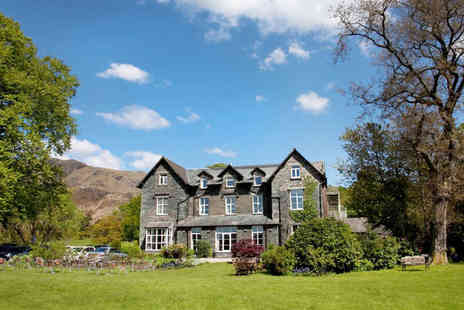 Waterhead Hotel - One Night Lake District Getaway for Two with Full English Breakfast - Save 44%