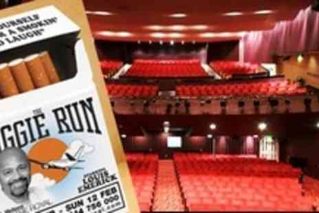 St Helens Theatre Royal - Ticket to see The Ciggie Run - Save 60%