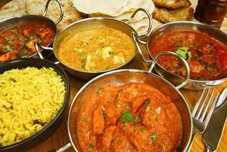 Balaka Bangladeshi - Two Course Meal With Sides For Two - Save 72%