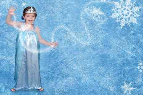 Urban Makeovers - Childrens Princess Photoshoot  - Save 91%