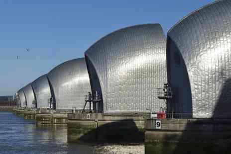 Thames Barrier - Thames Barrier Experience Admission  - Save 50%