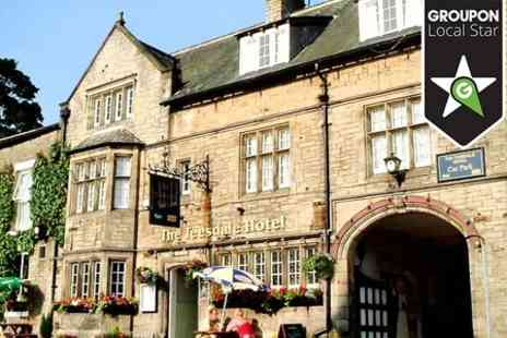 The Teesdale Hotel - One Night Stay For Two With Breakfast and One Dinner - Save 50%