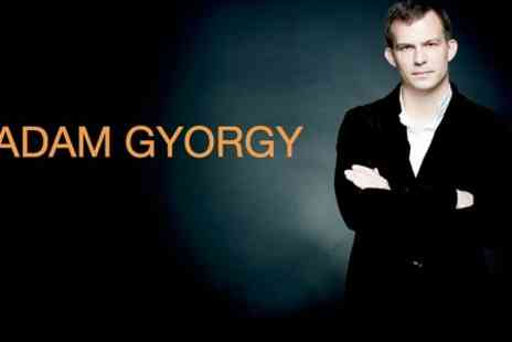 An Evening of Liszt  - Two Adult Tickets to An Evening of Liszt, Chopin and Bach With Adam Gyorgy  - Save 51%