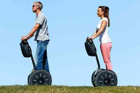 Can You Experience - Segway Safari Around Loch Lomond  - Save 50%