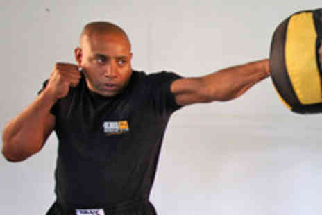 Urban Krav Maga - Five Urban Krav Maga Self Defence Classes - Save 68%