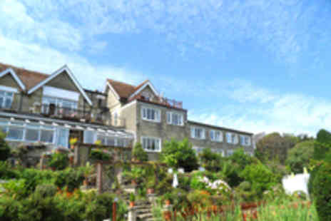 Luccombe Hall Country House Hotel - Two Night Isle of Wight Stay for Two with Three Course Dinner on First Night - Save 58%