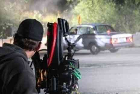 Red and Black Films - Full Day Short Film Course on 3 or 4 March 2012 - Save 78%