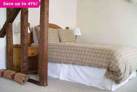 The Angel Inn - One Night stay for two with Daily Breakfast - Save 41%