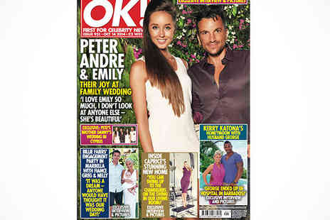 OK Magazine -  26 Issue Magazine Subscription - Save 63%