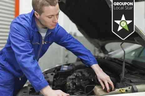 VTS Automotive - Car Service Including Oil Change Plus Diagnostics  - Save 73%