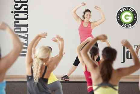 Jazzercise - Five Jazz ercise Classes at Multiple Locations - Save 46%