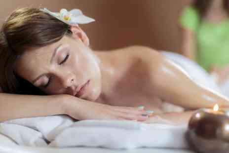 Behind the scenes - Pamper Package With Treatments Such as Massage and Facial - Save 50%