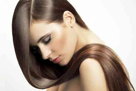 Eds Hair & Beauty - Brazilian Keratin Treatment With Haircut - Save 51%