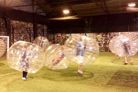 LLDA - Bubble Football For up to 14 - Save 50%