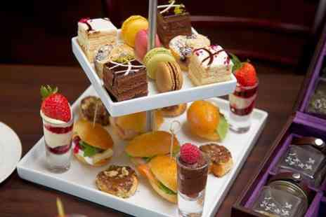 HIlton Bath - French Inspired Afternoon Tea For Two  - Save 50%