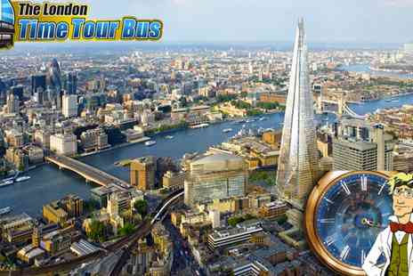 Quantums theatrical  - Get tickets to the London Time Tour Bus - Save 54%