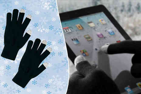E accessories - Touch Screen Gloves - Save 70%
