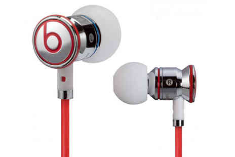 Doo Hickey HUT - Monster Beats by Dre In-Ear iBeats Headphones - Save 50%