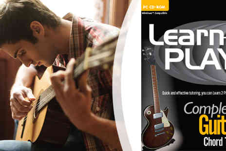 Idigicon - Two Play Guitar or Keyboard CD ROM - Save 73%